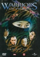 DVD Martial arts - Warriors of Virtue 2