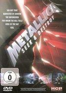 DVD Metallica Seek & Destroy