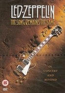 DVD Led Zeppelin - The Song remains the Same