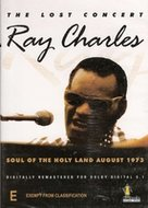 DVD Ray Charles - Soul of the Holy Land