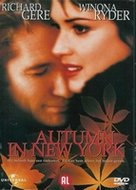 DVD romantiek - Autumn in New York