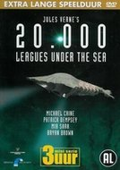 DVD Miniserie - Jules Verne's 20.000 Leagues under the Sea