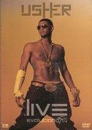 DVD Usher Live Evolution 8701