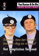 DVD Van Kooten en De Bie - Het Simplisties Verbond