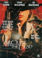 DVD western - The Quick and the Dead