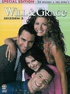 DVD TV series - Will & Grace seizoen 2 (4 DVD)
