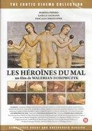 Erotic Cinema Collection DVD - Les Héroïnes du Mal