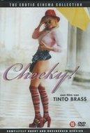 Erotiek DVD Tinto Brass - Cheeky!