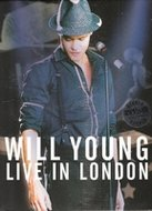 DVD Will Young Live in London