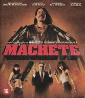 Actie-Blu-ray-Machete