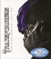 Actie-Blu-ray-Transformers